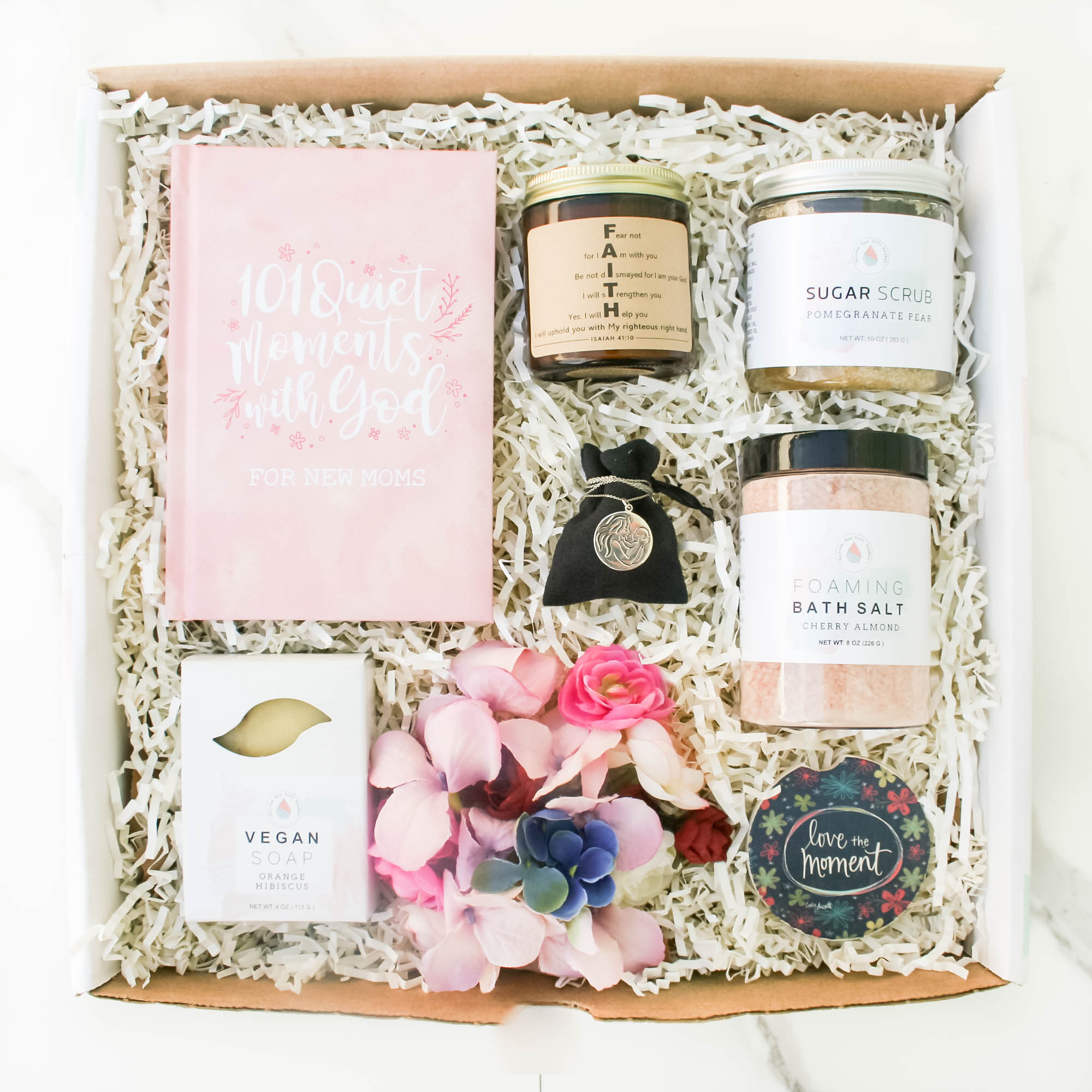 Inspirational Moms Gift Box