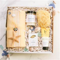 Our Just Relax Gift set is all you need this summer. Either you are going to the beach, pool or your bath tub, these summer essentials will help you relax, energize and rejuvenate.
