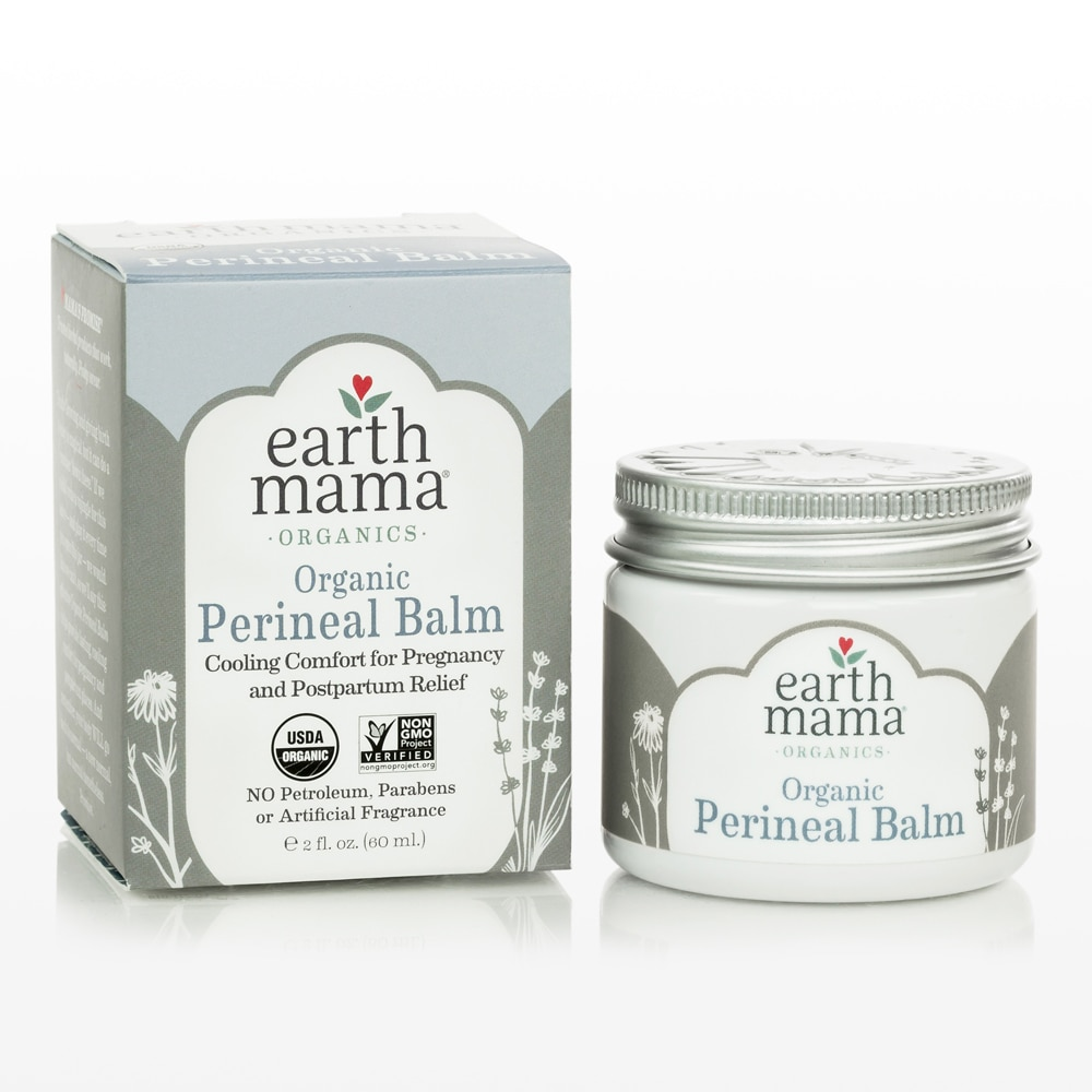 Earth Mama Organic Perineal Balm 2 oz