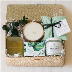 Relief New Mom Self Care Basket