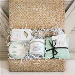 Calm Spa Basket