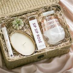 Destination Wedding Basket