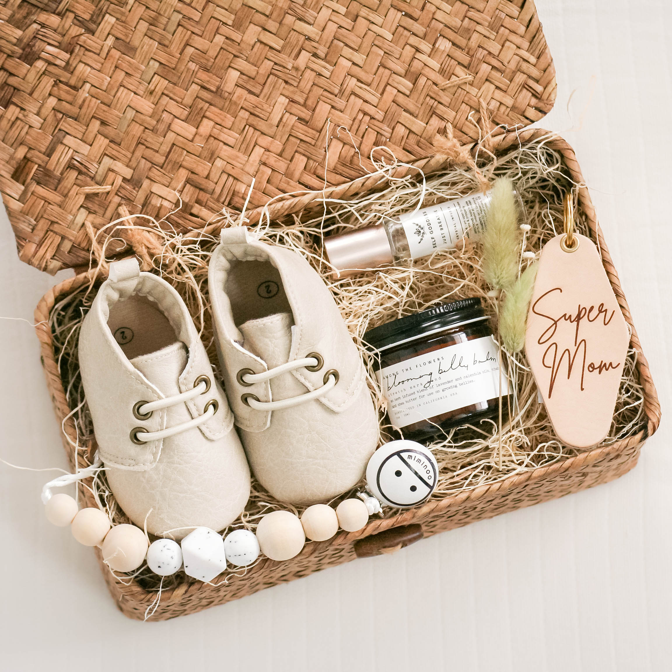 Super mom basket