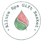 Allure Spa Gift Basket logo